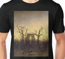 The Archway by Caspar David Friedrich Unisex T-Shirt