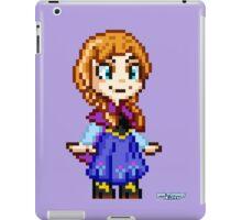 Frozen Ana - Pixel Art iPad Case/Skin