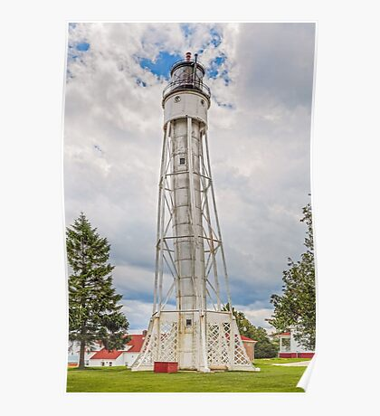 Sturgeon Bay Ship Canal Lighthouse Poster