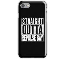 Straight Outta Repulse Bay, Hong Kong iPhone Case/Skin