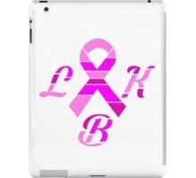 LBK (Lubbock) Breast Cancer Awareness iPad Case/Skin