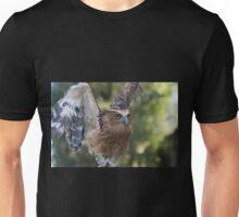 Buffy Fish Owl Unisex T-Shirt