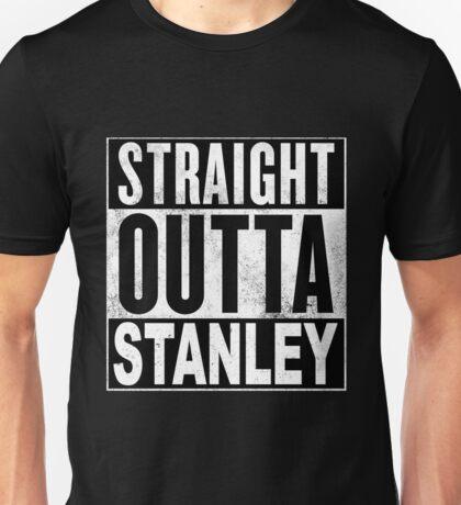 Straight Outta Stanley, Hong Kong Unisex T-Shirt