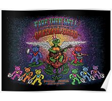 Fare Thee Well - Soldier Field, Chicago Poster