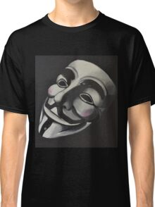 V is for Vendetta Classic T-Shirt