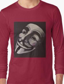 V is for Vendetta Long Sleeve T-Shirt
