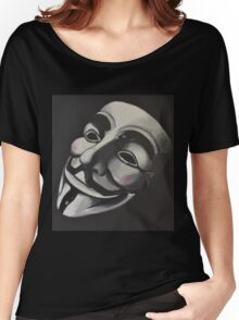V is for Vendetta Women's Relaxed Fit T-Shirt