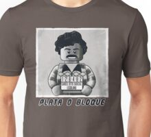 Plata o Bloque Unisex T-Shirt