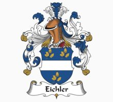 Eichler Coat of Arms (German) by coatsofarms