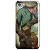 Monkey See: Danger Days iPhone Case/Skin