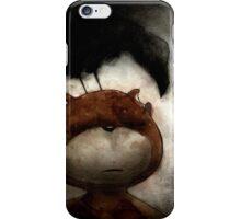 Naughty Naughty iPhone Case/Skin
