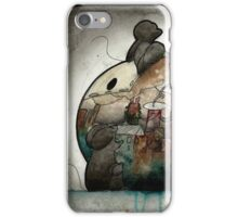 Ruins of the Past iPhone Case/Skin