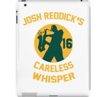 Josh Reddick's Careless Whisper - Oakland A's iPad Case/Skin