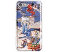Final Fight Classic Box art iPhone Case/Skin