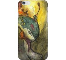 Fight Club Edition Typhlosion iPhone Case/Skin
