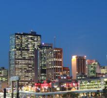 Brisbane City Sticker