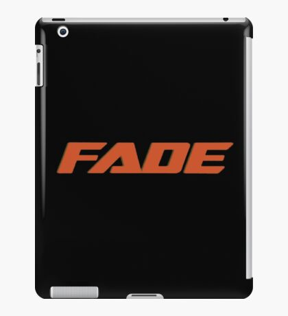 Kanye Fade Typo iPad Case/Skin