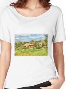 Homes of the Shire Folk Women's Relaxed Fit T-Shirt