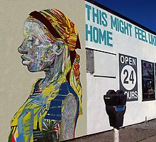 Feels Like Home © by Ethna Gillespie