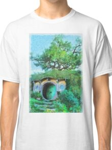 Homes of the Shire Folk Classic T-Shirt