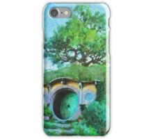 Homes of the Shire Folk iPhone Case/Skin