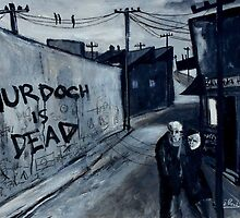 murdoch is dead by glennbrady