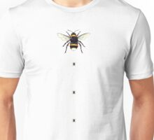 "MYSTICMATRIX ""Bee bow"" Unisex T-Shirt"