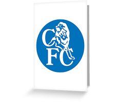 CHELSEA FOOTBALL CLUB Greeting Card