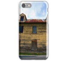 Boarded Up iPhone Case/Skin