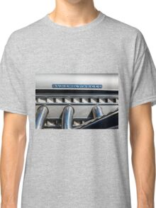 Silver Super-Charged Classic T-Shirt
