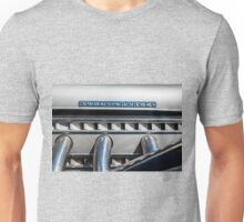 Silver Super-Charged Unisex T-Shirt