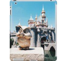 Disneyland castle iPad Case/Skin