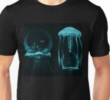 underwater city  Unisex T-Shirt