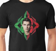 CRISTIANO RONALDO IS THE LEGEND Unisex T-Shirt
