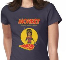 Monkey Magic - Variant Four Womens Fitted T-Shirt