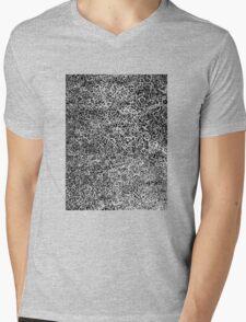YLEM Mens V-Neck T-Shirt