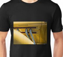 Yellow Super-Charged Unisex T-Shirt