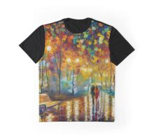 park painting Graphic T-Shirt