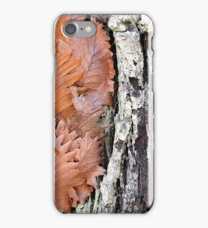 Fraser Island - Bark & Leaves iPhone Case/Skin