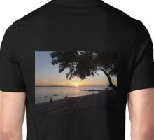 """""""When life is difficult, and unmanageable, lean into beauty and hold on to truth."""" Unisex T-Shirt"""