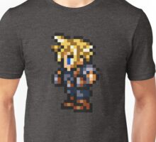 -FINAL FANTASY- Cloud Pixel Unisex T-Shirt