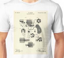 Revolving Fire Arm-1881 Unisex T-Shirt