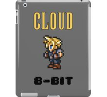 -FINAL FANTASY- Cloud 8-Bit iPad Case/Skin