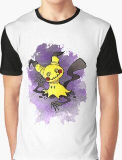 Mimikkyu Pokemon  Graphic T-Shirt