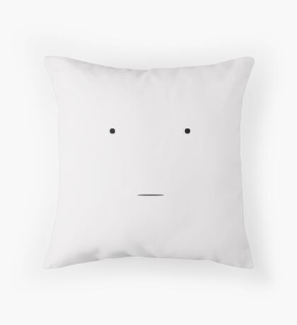 pokerface korosensei Throw Pillow