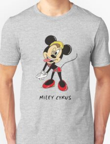 Minnie Cyrus (Miley Cyrus and Minnie Mouse Parody Mix) T-Shirt