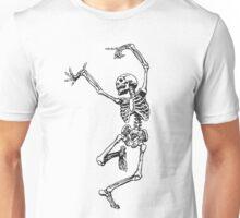 Dance your bones off Unisex T-Shirt