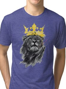 King of the Jungle Tri-blend T-Shirt