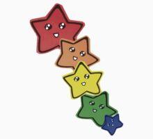 Rainbow Stars Kids Clothes
