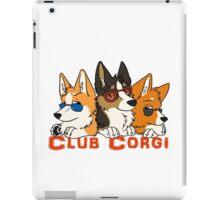 Club Corgi iPad Case/Skin